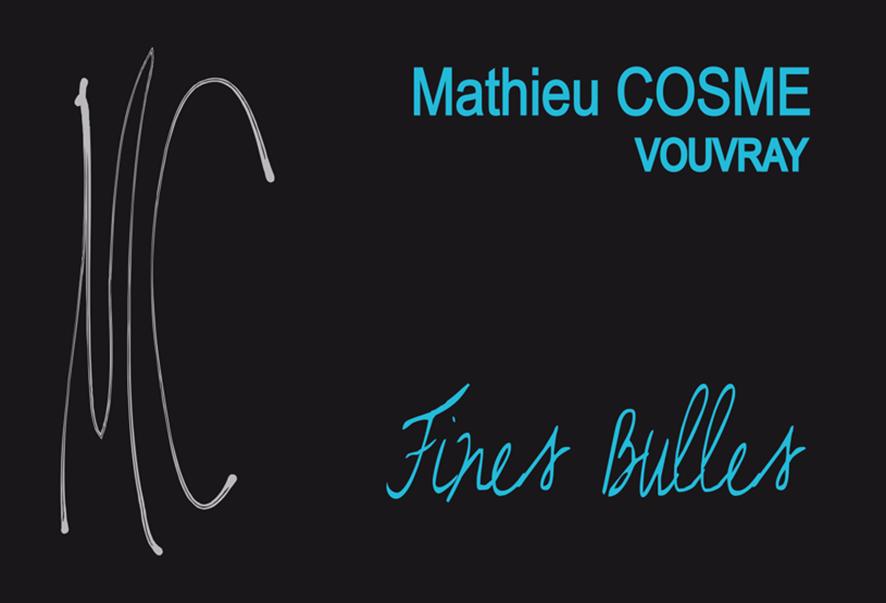 Fines Bulles - Mathieu Cosme
