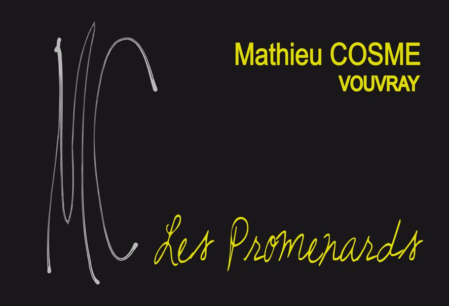 Etiquette les promenards - Mathieu Cosme