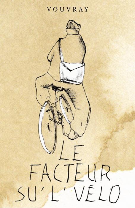 Le Facteur su'l'vélo - Mathieu Cosme